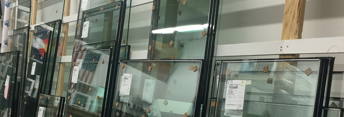 Glass Racks with Window Glass Unit Replacements