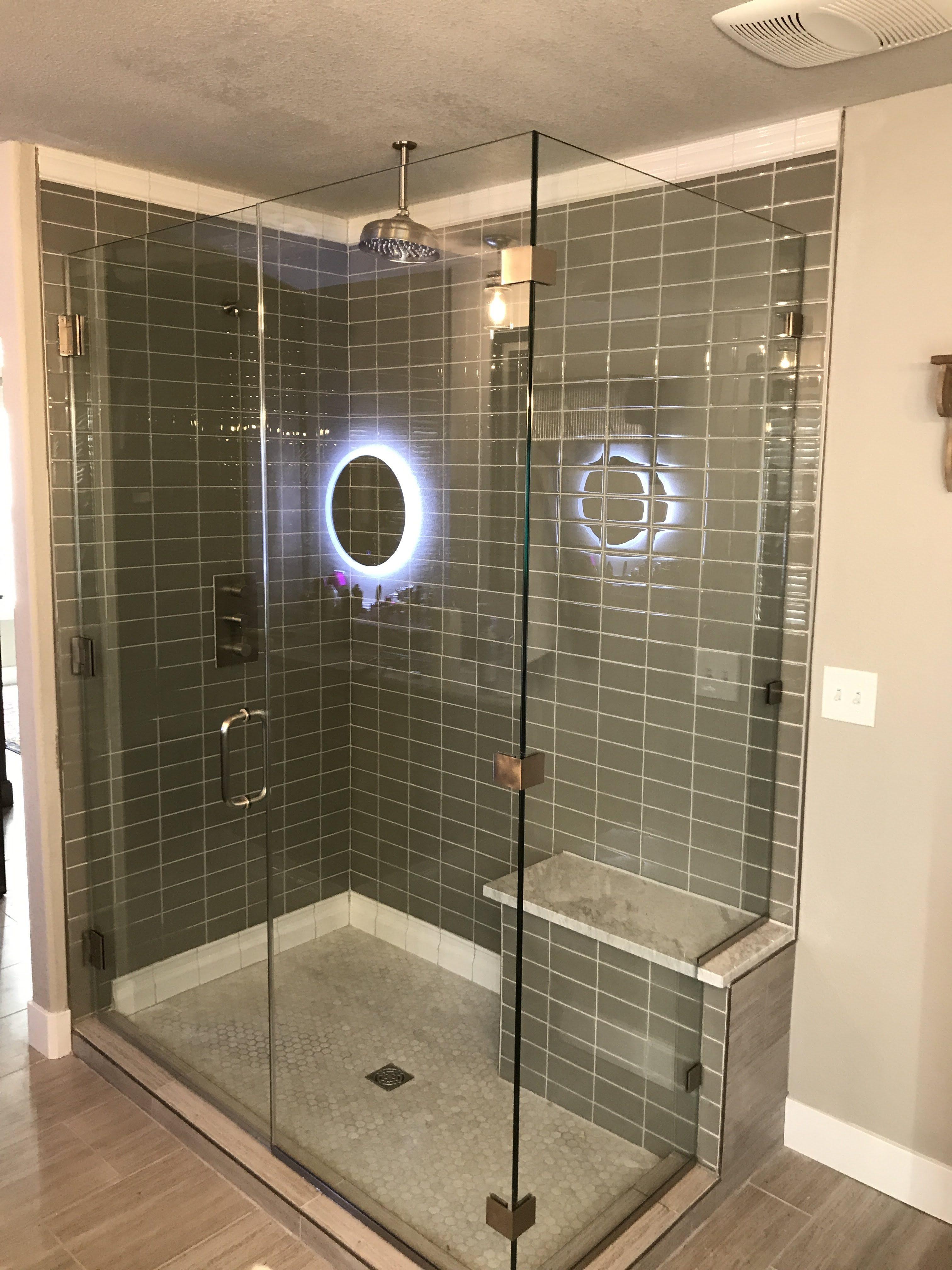 Frameless Shower Enclosures - Colorado Glass Specialists